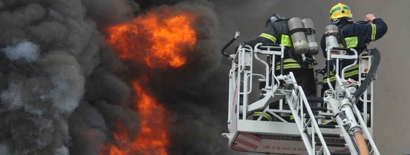 Возмещение ущерба причиненного пожаром